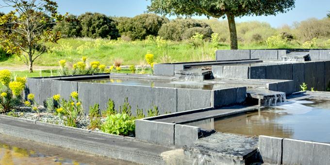 Idées déco pour les jardins et les terrasses avec le ...