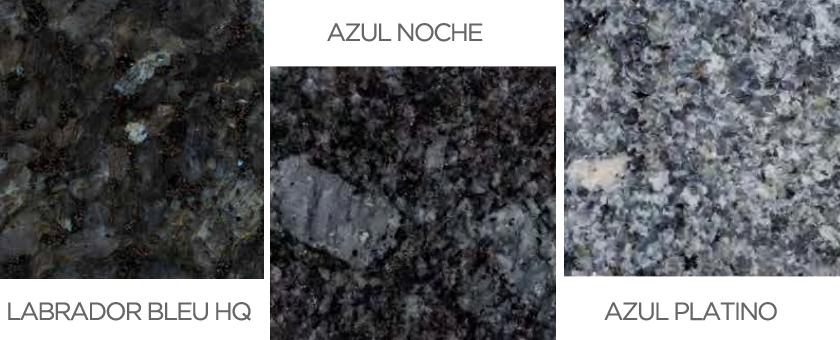 Granits bleus CUPA STONE