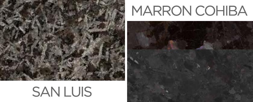 Granits marrons CUPA STONE