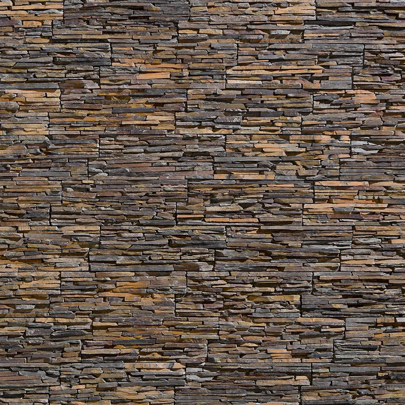 Stonepanel multicolor lames fines cupa stone - Lajas para paredes interiores ...