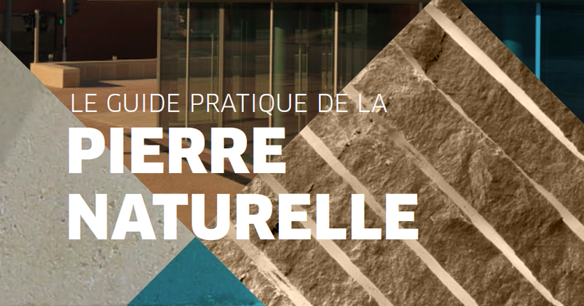 Guide pratique de la pierre naturelle