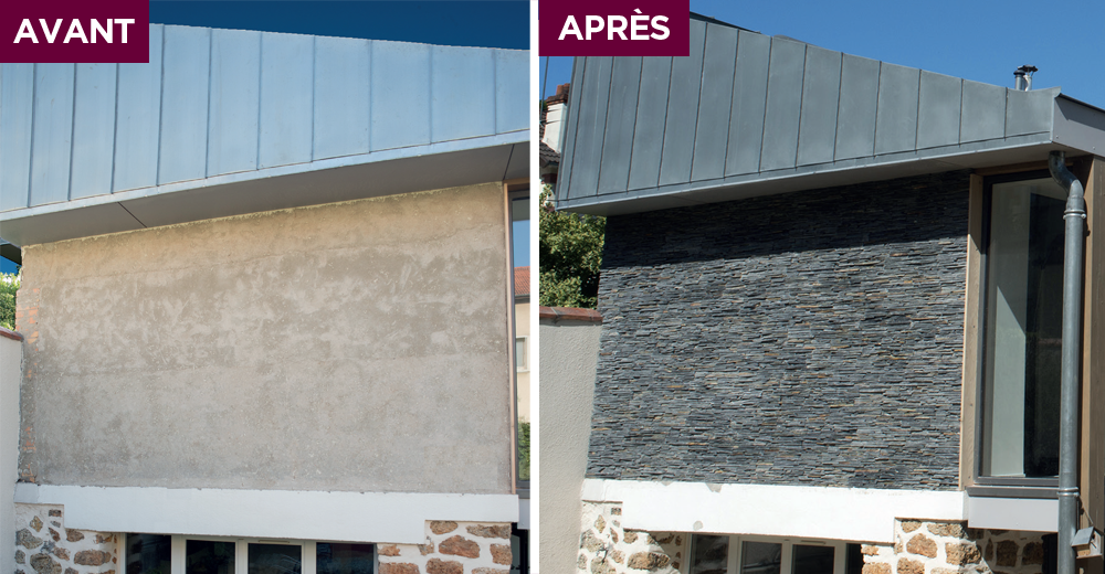 STONEPANEL®: installation