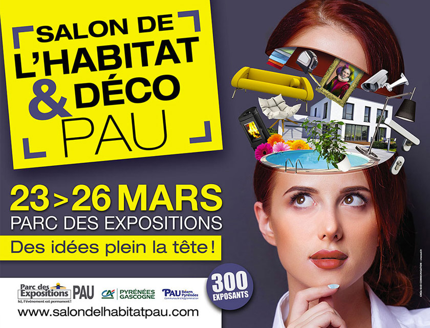 Pierre naturelle cupa stone au salon de l 39 habitat de pau 2017 for Salon de l habitat 2017